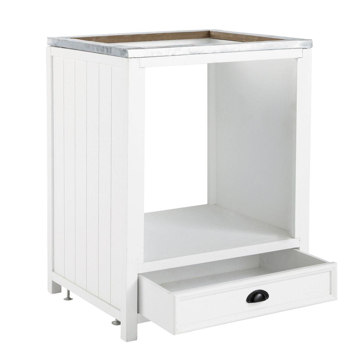 k chenunterschrank wei. Black Bedroom Furniture Sets. Home Design Ideas