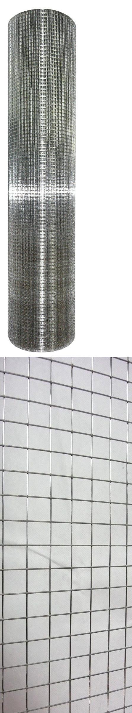 Hardware Cloth Metal Mesh 180985: Galvanized Metal Hardware Cloth ...