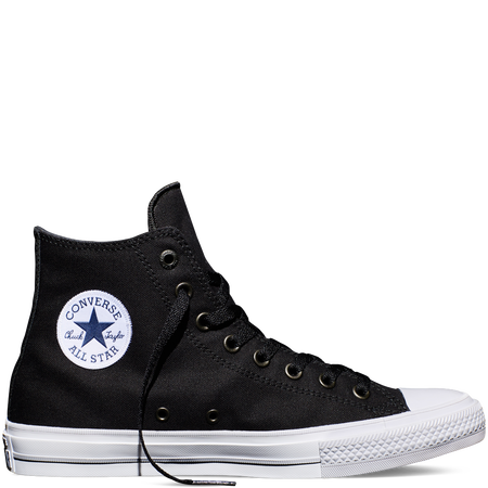 Converse -Chuck Taylor All Star II-BlackHi Top | Chuck ...