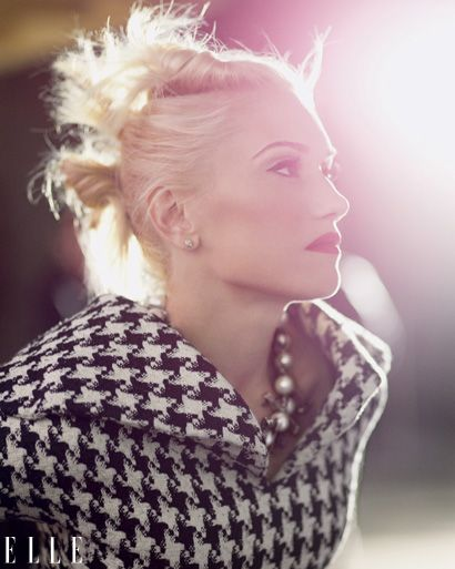 Gwen Stefani / Photo: Carter Smith; Styled by Andrea Lieberman.  I wish I could get away with (had money) wearing her style.  She's so beautiful.