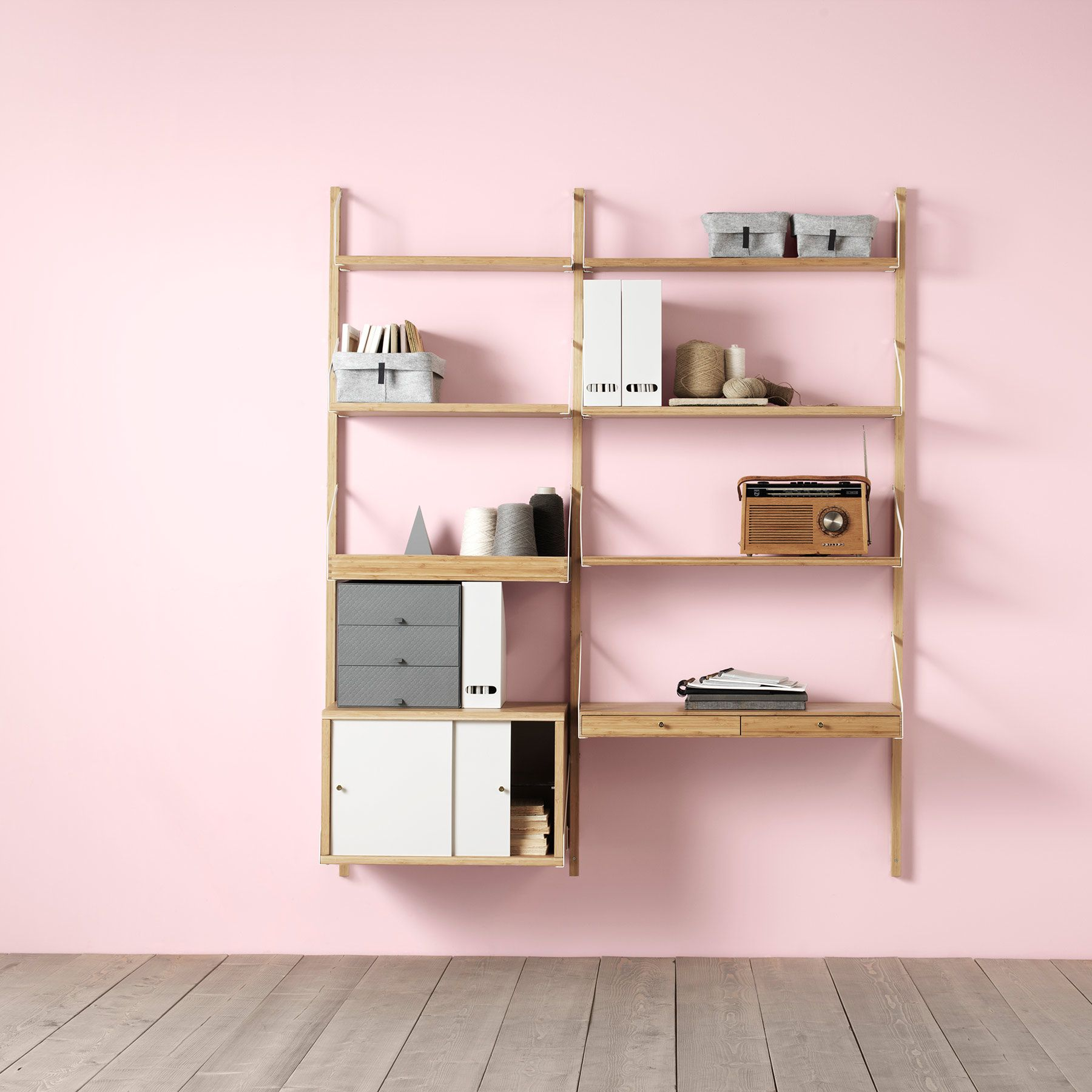 Utiliza Tu Pared Ad Espa A Ikea Bibliotecas Pinterest  # Muebles Favorita