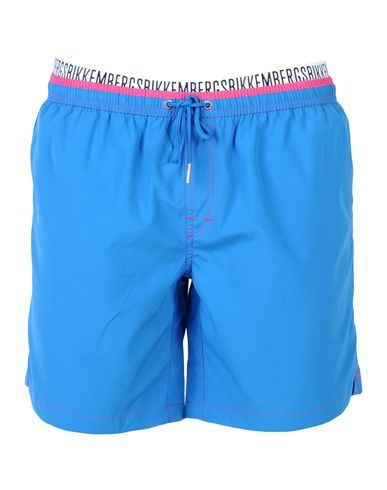 2d97300301 BIKKEMBERGS SWIMWEAR Men s Swim trunks Bright blue XXL INT Ropa De Playa