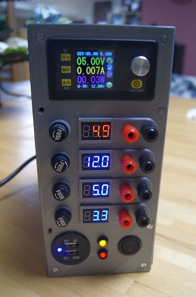 Another Atx Bench Power Supply By Flash24