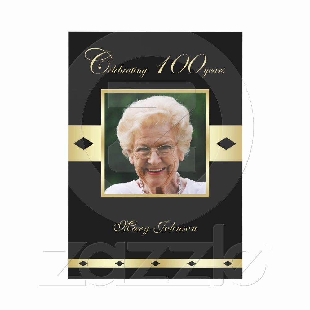 100th birthday party invitation wording