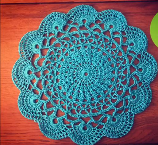 21 Free Crochet Doily Patterns Page 3 Of 3 Crochet Doily