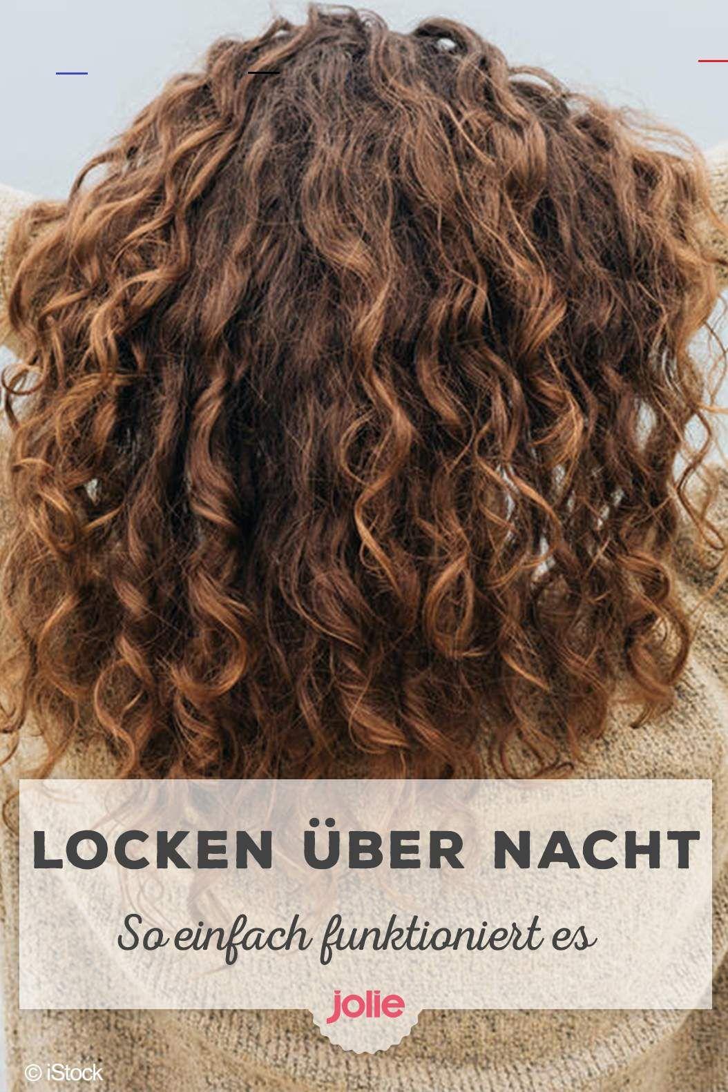 Locken Uber Nacht Mit Diesen Frisuren Klappt S Virginhair Ihr Wollt Mit Leichten Wellen Im Haar Aufwachen Das Geht Wir Haben Mal Getestet Welche Z In 2020 Haar