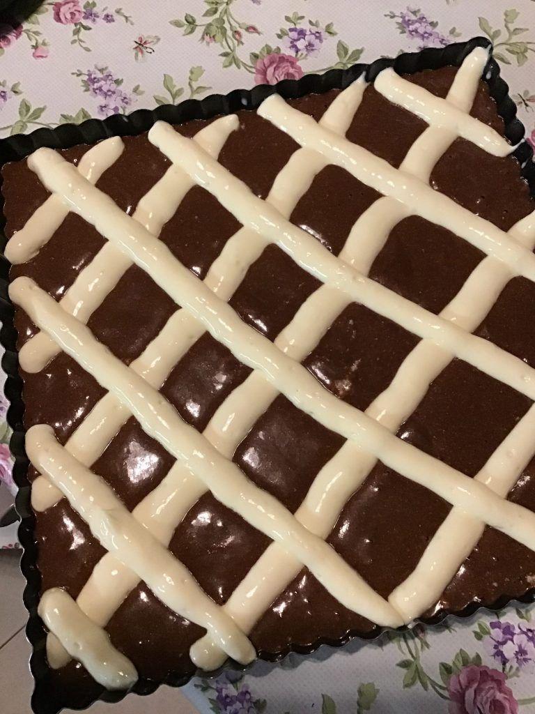 Torta piumino delicatissima | Ricette dolci, Dolci da forno