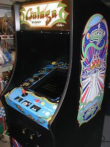 Galaga-Ms-Pacman-Pac-man-video-arcade-game-brand-new-game-one-year-warranty