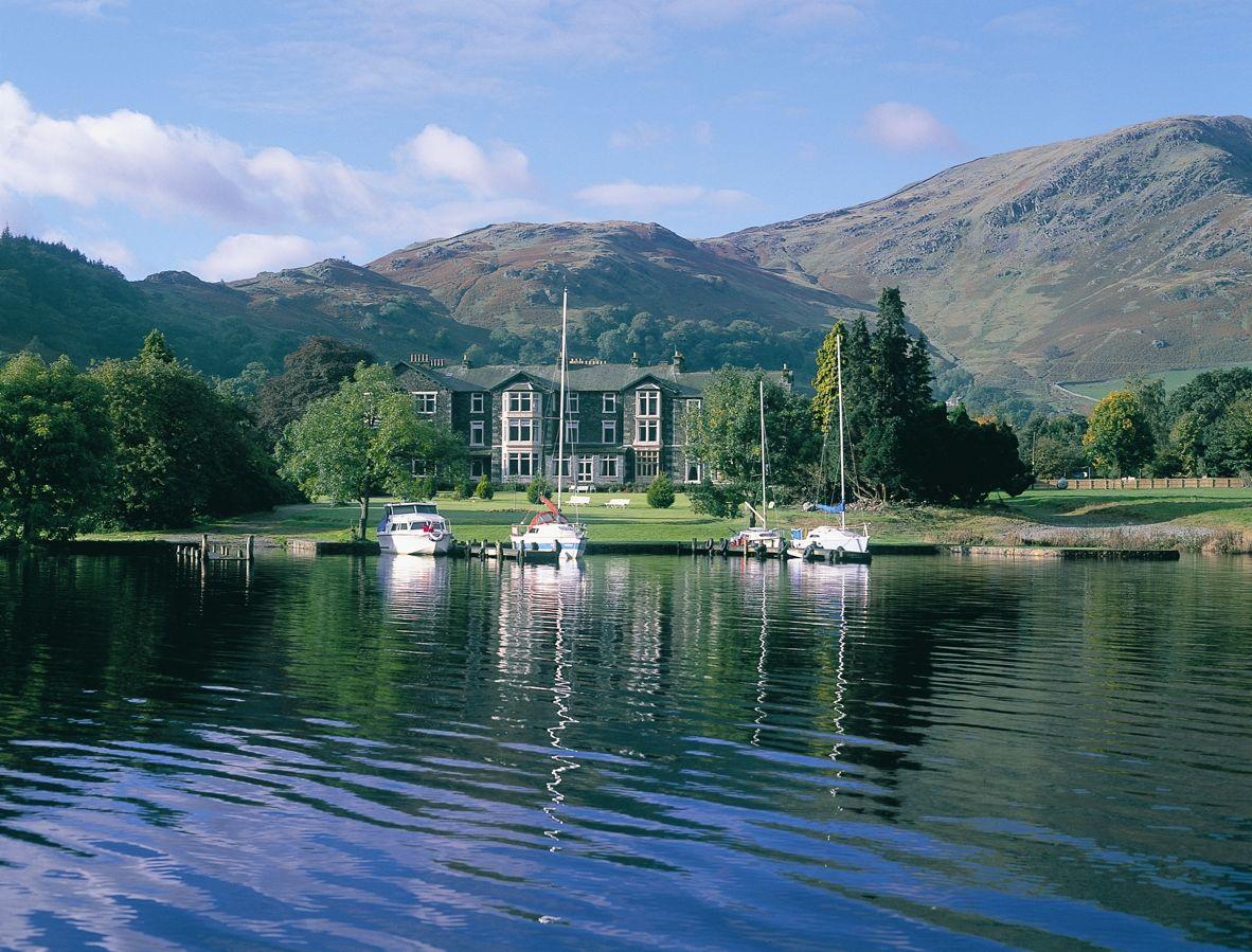 Inn On The Lake Ullswater Inn On The Lake Lake Wedding Venues Hotel Wedding Venues