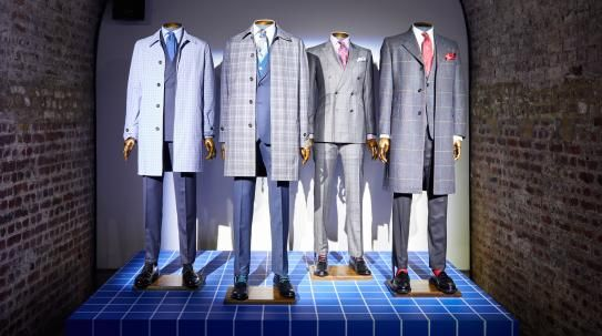 London Collections: Men AW16 | Turnbull & Asser.