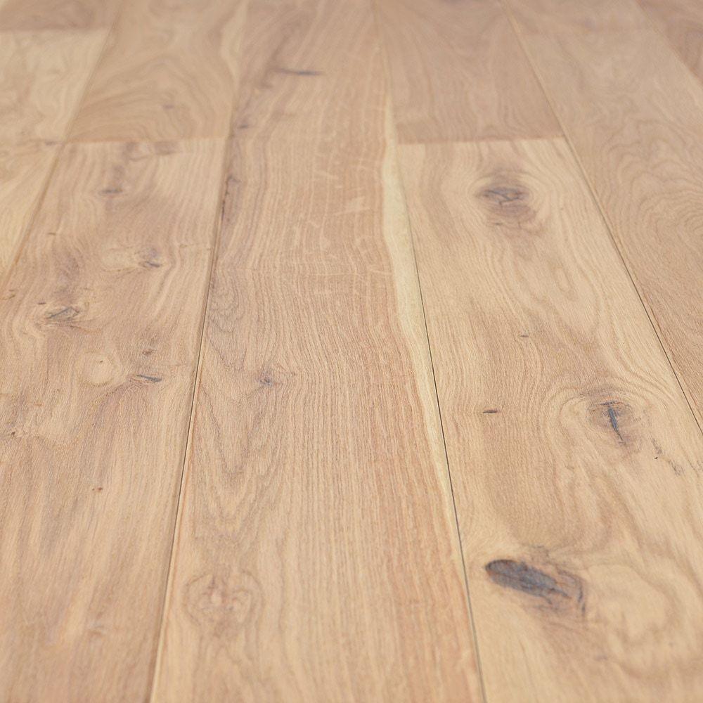 Hardwood European Brushed Oak Collection Build Direct