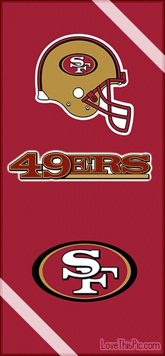 San Francisco 49ers San Francisco 49ers Nfl Nfl Football Logos San Francisco 49ers