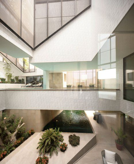 Three Gardens House in Kuwait by AGi Architects | Home and ...