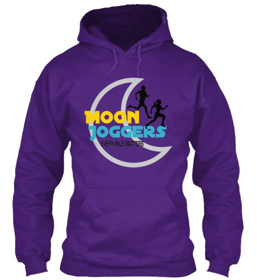Moon Joggers T-shirts and Hoodies