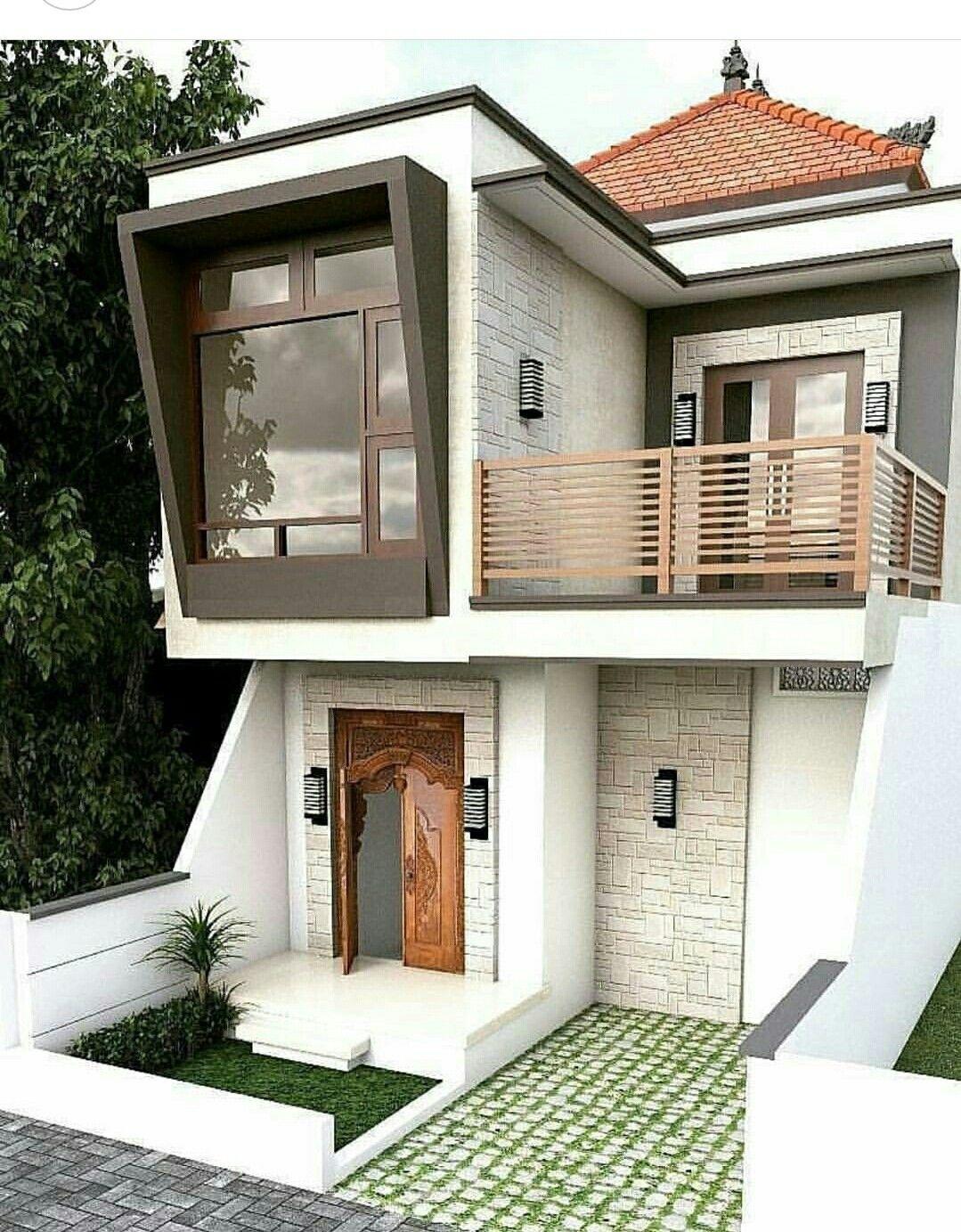 49 Most Popular Modern Dream House Exterior Design Ideas 3 In 2020: House Design, House Plans, Modern House Design