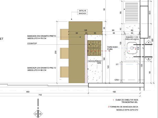 #474355 desenho tecnico puxador metalico perfil para armario de  605x454 px Armario De Cozinha Em Dwg #2985 imagens