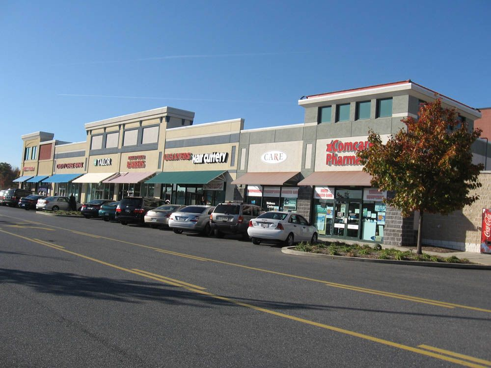 Page Not Found Strip Mall Mall Towns