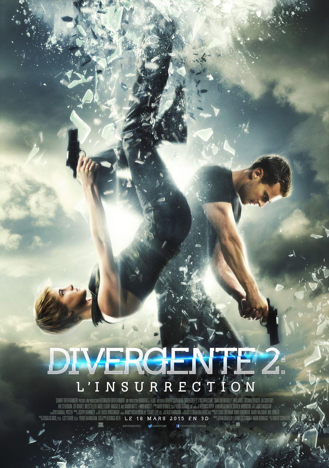 Deux Nouvelles Bande Annonces Pour Le Film Divergente 2 Excellentes Le 18 Mars 2015 Divergente Film Divergente 2 Divergente