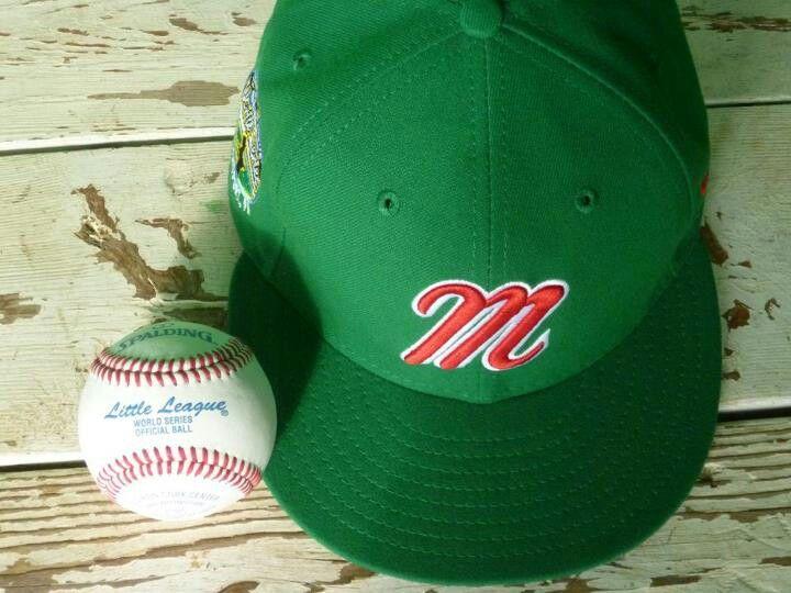 Team Mexico Liga Oriente De Nuevo Laredo Mexico Little League World Series 2012 Chicano Baseball Hats Mexican American