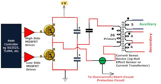 Stupendous Transformer At Work In A Circuit Block Diagram Knowledge Block Wiring Digital Resources Operbouhousnl