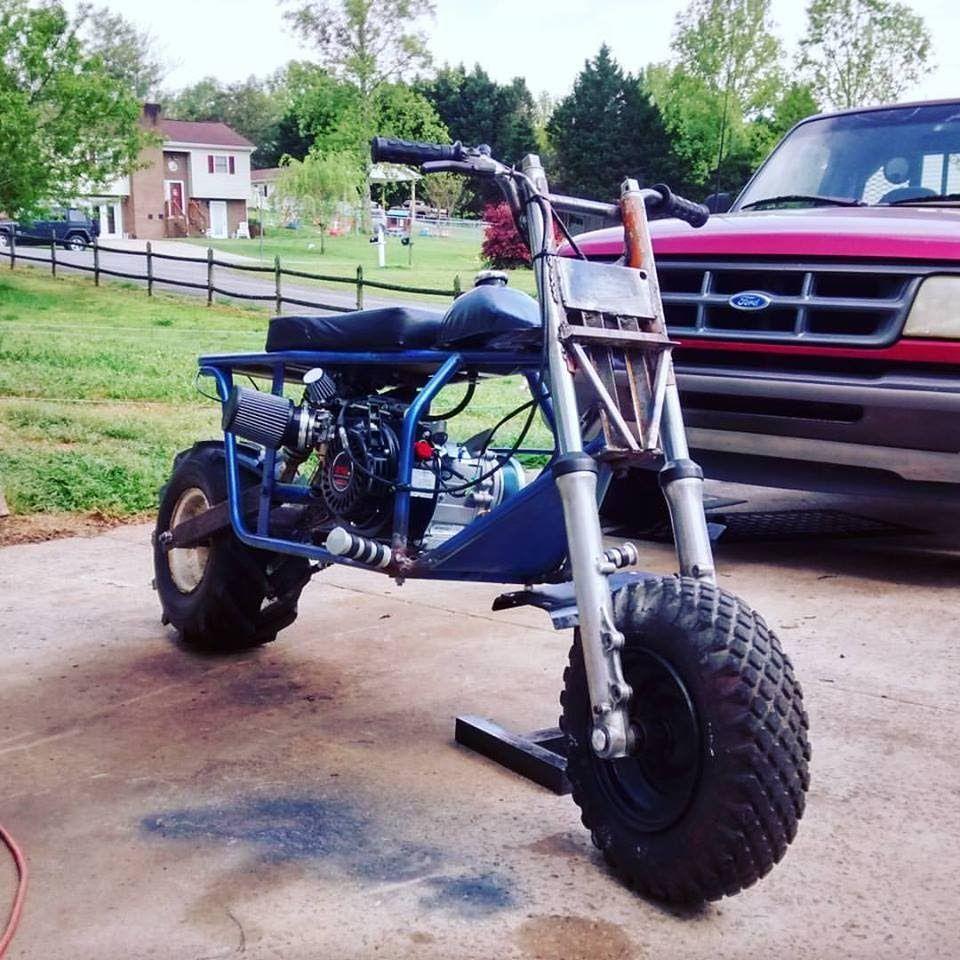 Predator 212cc Powered Tote Gote Mini     | Mini Bikes | Mini bike