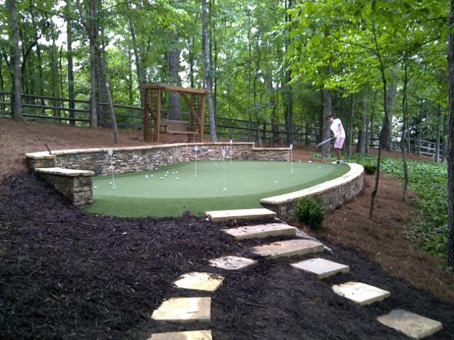 XGrass Putting Green Kit in 2020   Backyard putting green ...