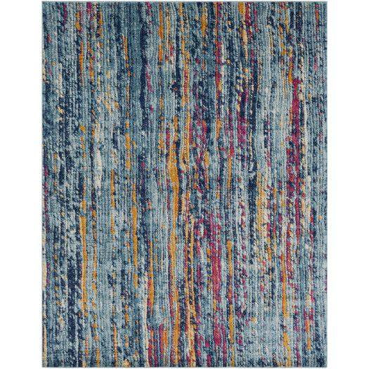 surya harput blue orange area rug rugs orange area rug area rugs rugs. Black Bedroom Furniture Sets. Home Design Ideas