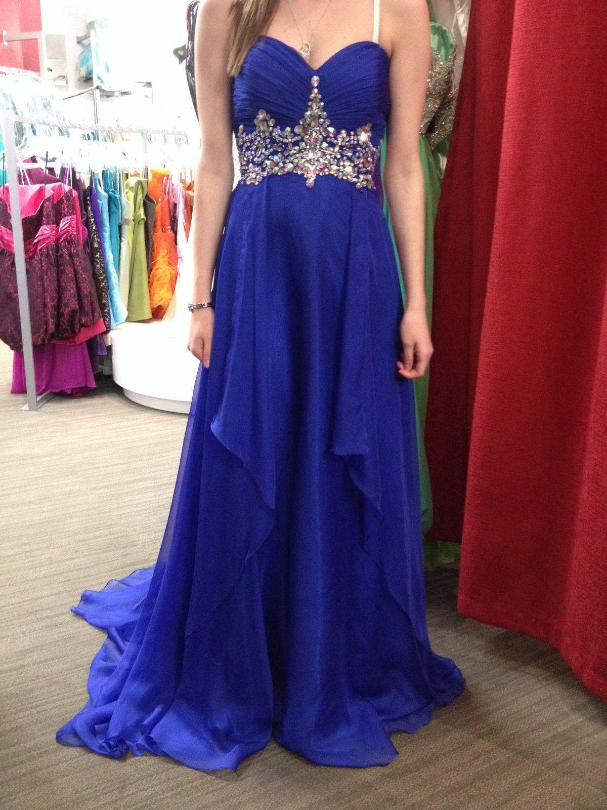Blue grad prom dress dream dresses pinterest prom dream dress