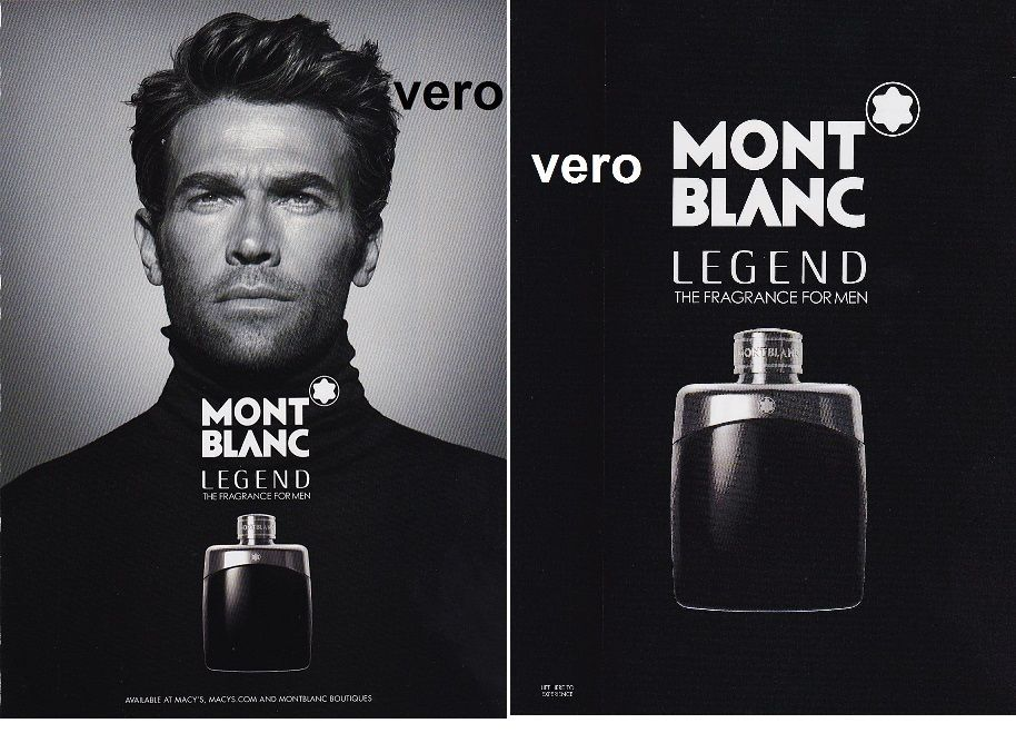 montblanc legend mag print ad open sniff fragrance