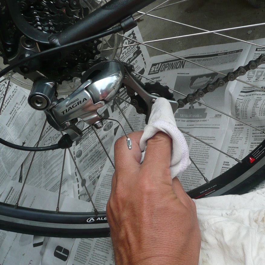 How To Clean You Bike S Chain Step By Step With Images Bike