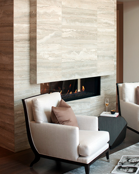 Interiors Nam Dang Mitchell Contemporaryinteriorcrownmoldings Contemporary Fireplace