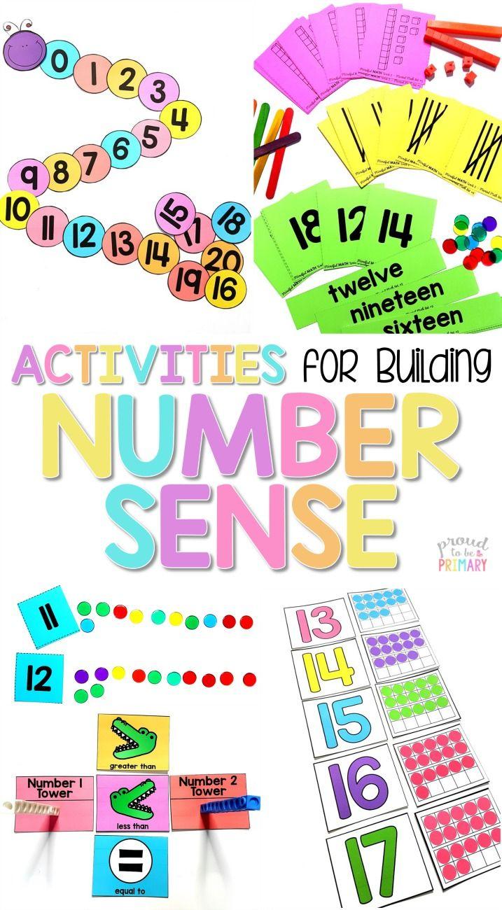 building number sense to 20 lessons and activities for kids kinder math math manipulatives. Black Bedroom Furniture Sets. Home Design Ideas