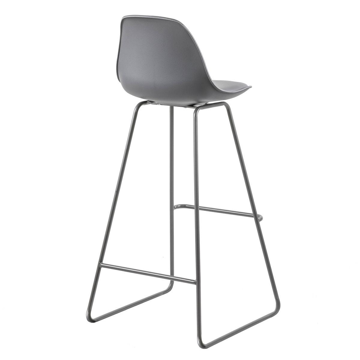 Démonter Un Tabouret De Bar chaise de bar kalmar 75 cm (lot de 2) - taille : taille