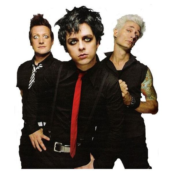 Green Day pictures – Free listening, videos, concerts, stats, &... ❤ liked on Polyvore featuring green day