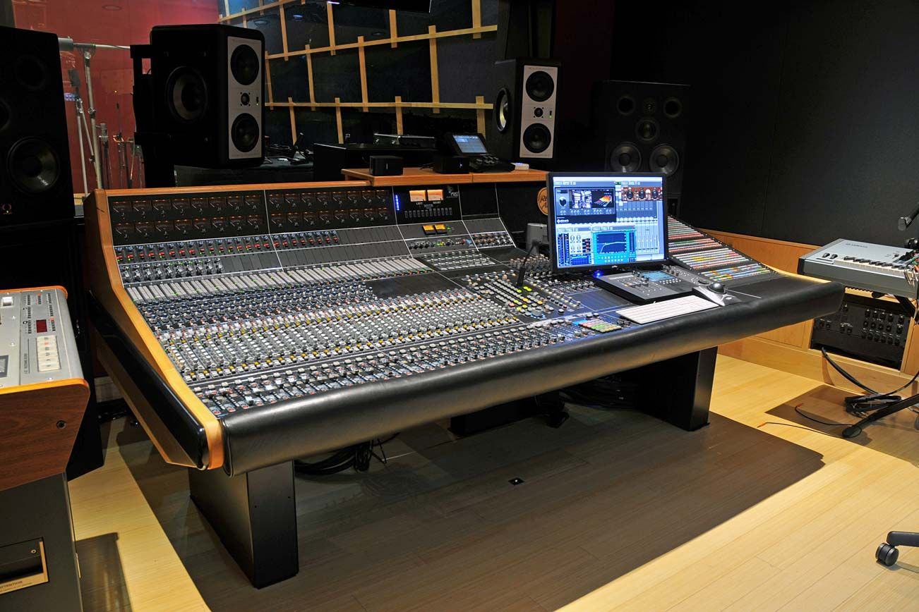 Api Legacy Plus Console At Red Amp Audio In Richmond Va It Was Featured On The Vintage King Blog Jan 2017