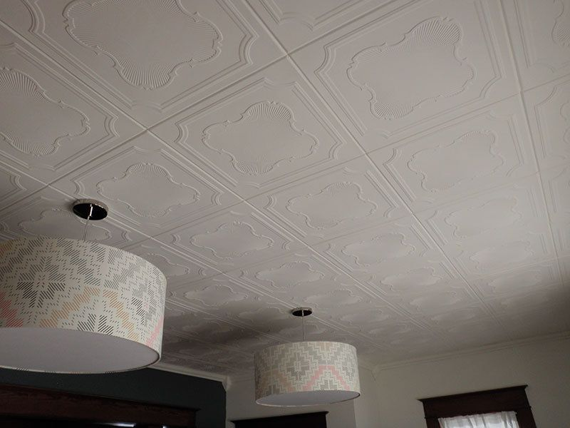 Coronado Glue Up Styrofoam Ceiling Tile 20 In X 20 In R74 Styrofoam Ceiling Tiles Ceiling Tile Ceiling