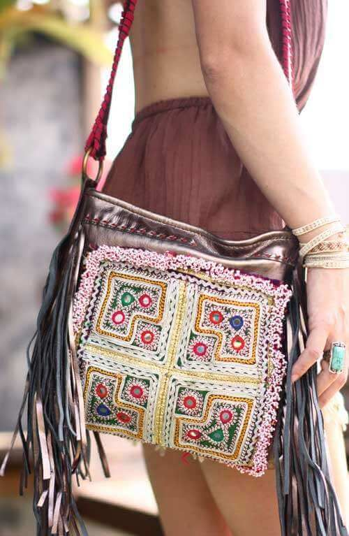 2dfa0cd6050d Boho bags come in many shape and sizes. But where to find the best ...