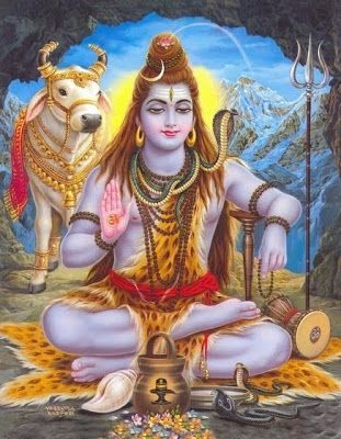 Yoga: Mitologia Hindu: Shiva