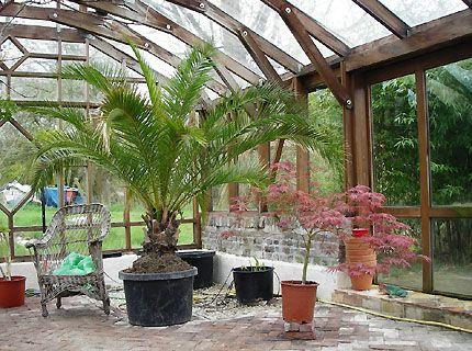 Gartenhaus: unten gemauert oben Glas | Garten | Pinterest | Wedding