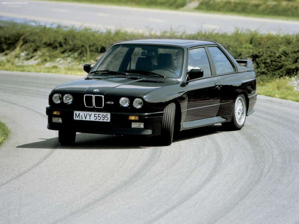 BMW M3 - Front Angle, 1987 | ... You Must Drift It | Pinterest | BMW ...
