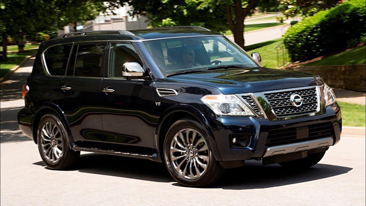 2020 Nissan Armada Nissan Patrol Nissan 4x4