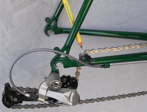 Bike Chain Hanger With Images Bike Chain Outdoor Power