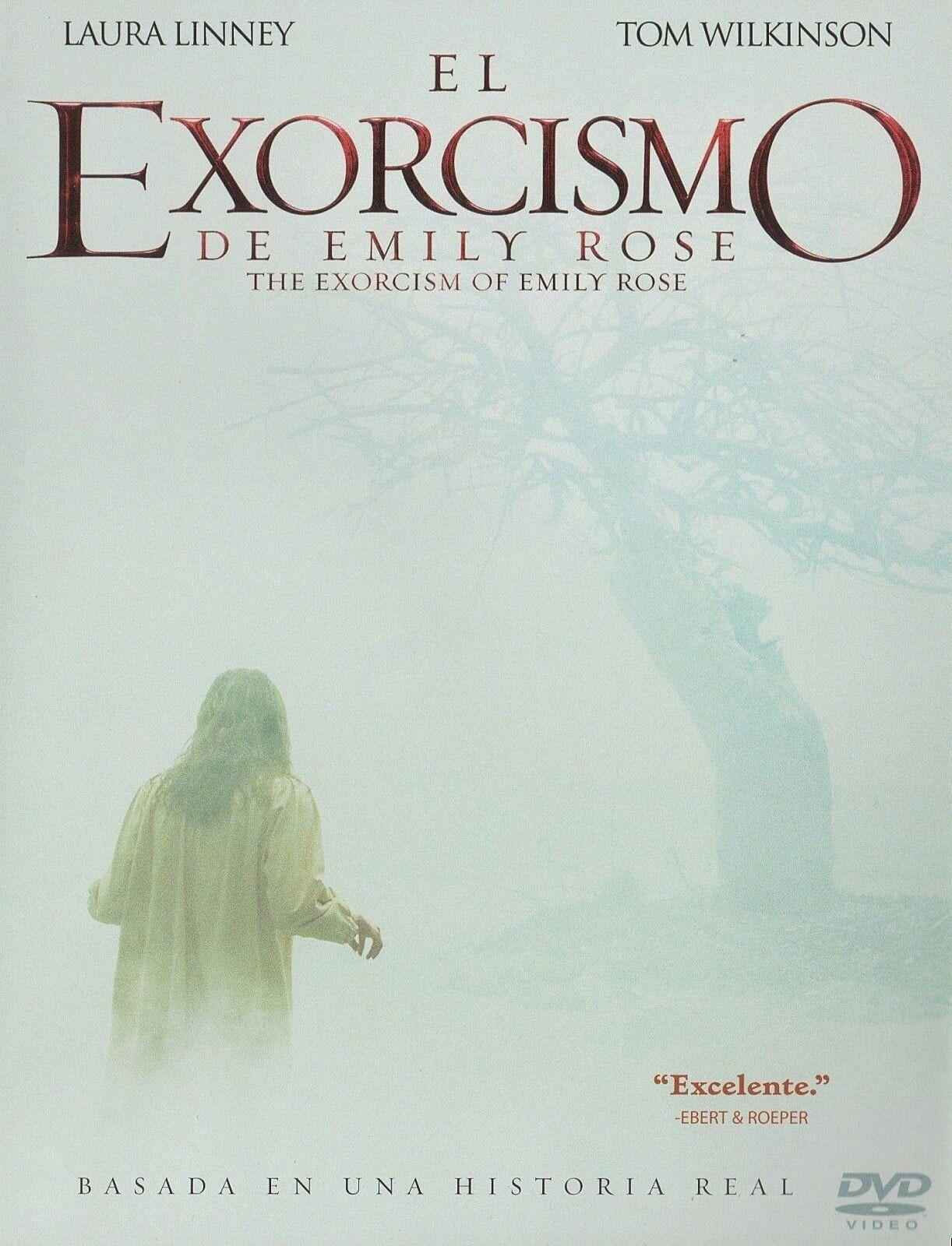 El Exorcismo De Emily Rose 2005 El Exorcismo De Emily Rose Emily Rose Poster De Peliculas