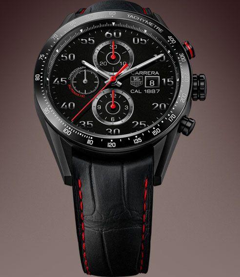 b50697446fe8 TAG Heuer Carrera Calibre 1887 Racing Chronograph - 43mm