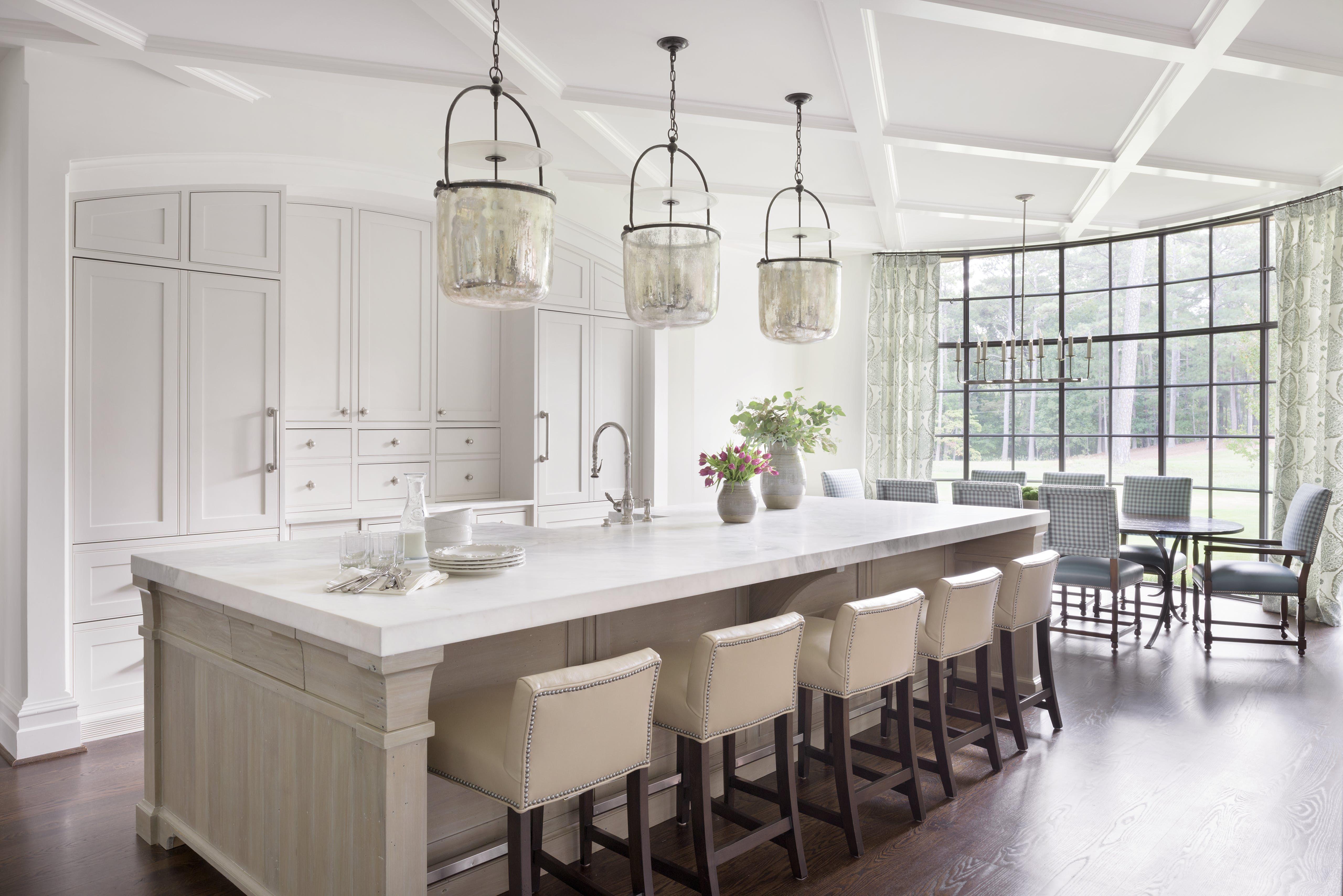 Lighting | Kitchen | Lorford Smoke Bell Lantern | Visual Comfort ...