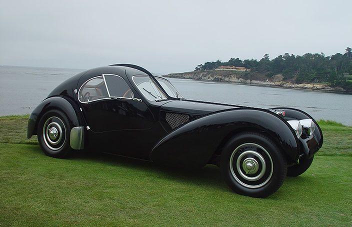 Bugatti Type 57 SX Atlantic   1936