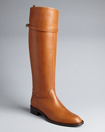 Salvatore Ferragamo Calipso Knee-High Boots