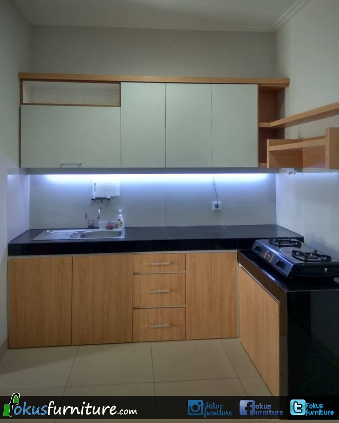 Kitchen set lemari dll 🔵 di instagram kitchen set minimalis hpl greenlake asia cipondoh tangerang kumpulan model furniture minimalis untuk referensi