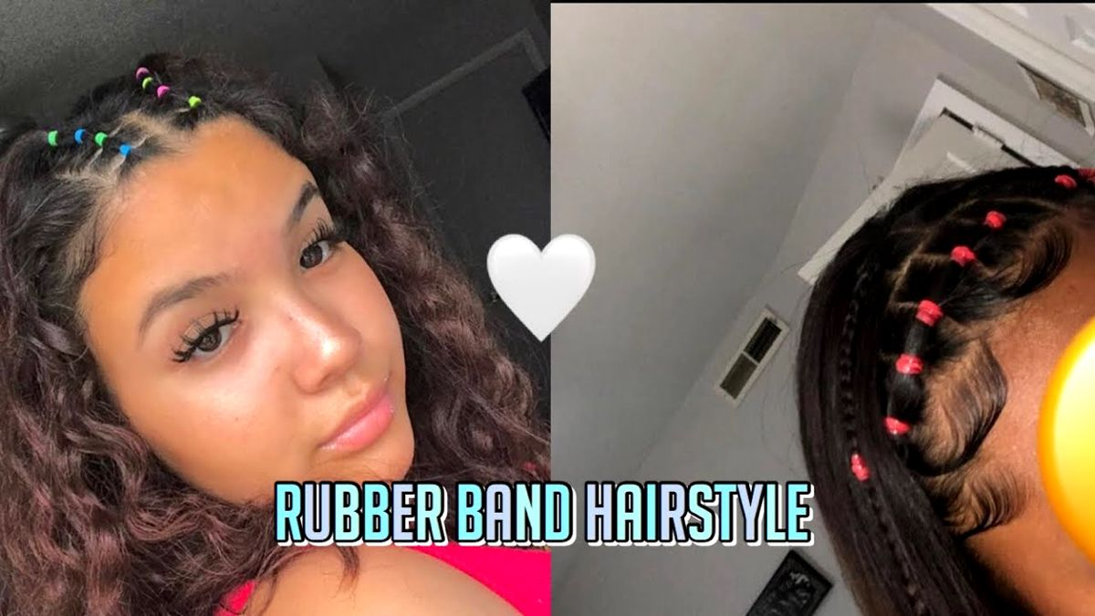 11++ Hairstyles with small rubber bands ideas in 2021