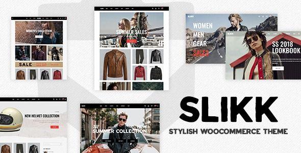Slikk - A Stylish WooCommerce Theme  ⠀  Slikk is a stylish and elegant e-commerce WordPress theme built for WooCoomerce plugin. It includes shop extended features like product quick view, user wishlist, dropdown cart panel, login popup a...  ⠀  #columns4 #badass #biker #boutique #ecommerce #leather #lookbook #moda #motorcycle #themeforest #wolfthemes #blog #showcase #shop #clothing #responsive #stylish #store #elegant #ecommerce #woocommerce #business